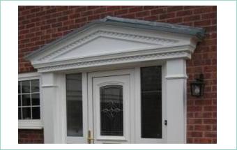 GRP Door Surrounds & Discounted Plastics Limited - GRP